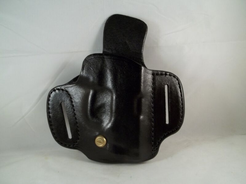 Holster  Smith & Wesson Bodyguard  380 caliber. Black open top