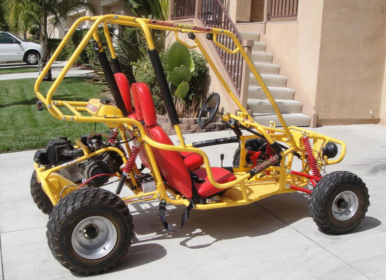 Crossfire 150 Dune Buggy For Sale 150r Go Kart Wiring Harness 1 Of 2free Shipping Throttle Cable Tomberlin 150cc