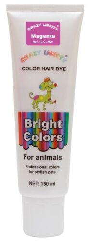 CRAZY LIBERTY Dog Hair Dye Gel, 5 Ounces, Permanent, Non-Toxic
