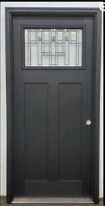 """36"""" Fibreglass Door"""