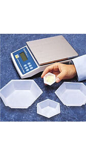 Laboratory Weigh Dishes - 100 pack