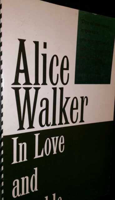 In Love and Trouble: Stories of Black Women by Alice Walker 0704339412