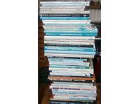 Books - Cross Stitch & Crafts (50)