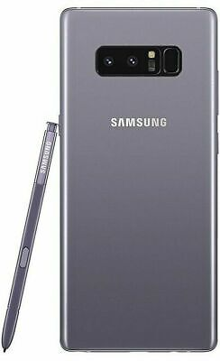 FULLY UNLOCKED Samsung Galaxy Note 8 64GB CDMA+GSM SM-N950U Gray (Shadow)