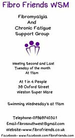 Fibromyalgia Support Group - Weston Super Mare