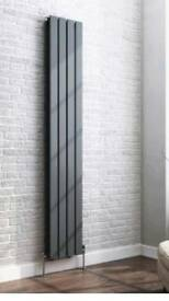 Flat Panel Vertical Radiator