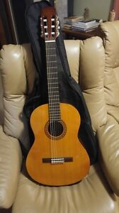 YAMAHA CS40 CLASSICAL 3/4 SIZE GUITAR Eltham Nillumbik Area Preview