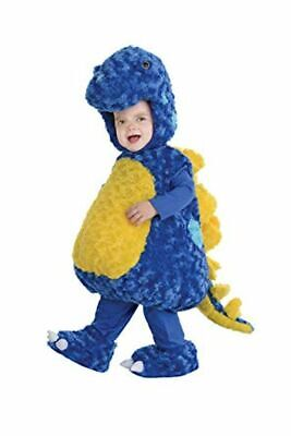 UNDERWRAPS BELLY BABIES STEGOSAURUS KID'S HALLOWEEN COSTUME ASST SIZES NEW ](Stegosaurus Costume)