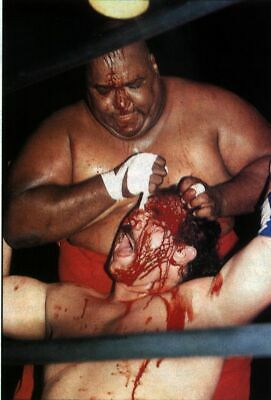 WRESTLING'S BLOODIEST MATCHES  VOLs 1-10 - PRO WRESTLING