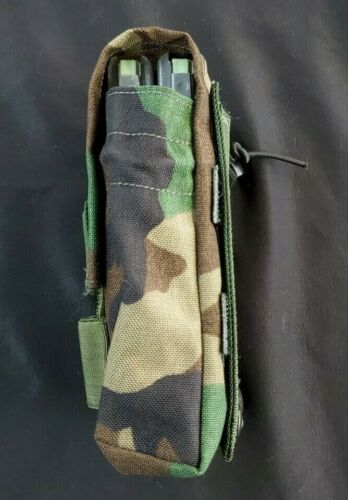 Woodland Double Mag Pouch Specialty Defense