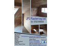 JPS plastering Ltd