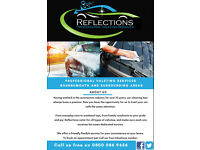Reflections Car Valeting Services packages from £30-£60 Bournemouth/Christchurch/Ferndown