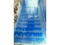 Perspex Sheets - 4ft x 2ft x 2mm £15