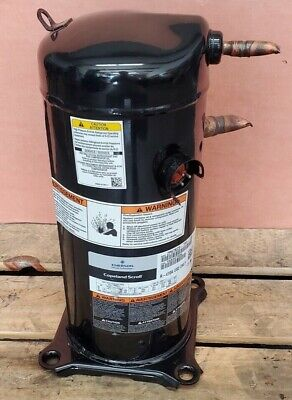 Emerson Copeland Zp67kce-tf5-130 R-410a 3ph Scroll Ac Compressor Commercial