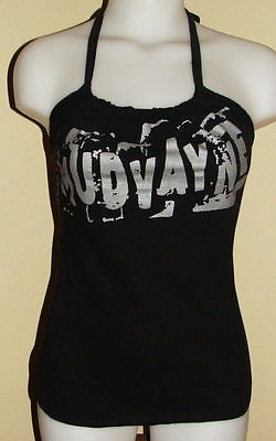 Mudvayne Reconstructed Concert Shirt Halter Top DiY