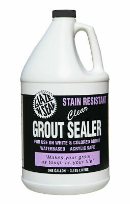 Glaze N Seal 413 1 Gallon Water Based Stain Resistant Clear Grout Sealer - Grout Stain Sealer