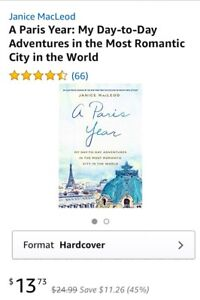 Janice MacLeod - A Paris Year: My Day-to-Day Adventures...