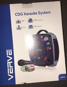 CDG KARAOKE SYSTEM - great gift idea Drummoyne Canada Bay Area Preview