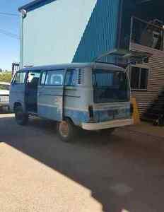 Kombi Van (Volkswagen) Byron Bay Byron Area Preview