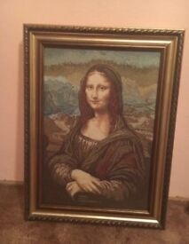 SELL Tapestry 'Mona Lisa' URGENT