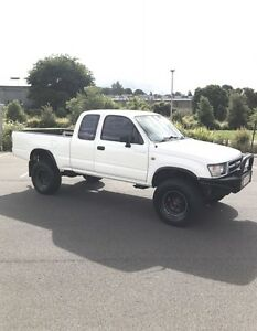 Toyota extra cab 4x4 Ipswich Ipswich City Preview