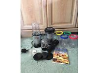 Magic Bullet and accessories