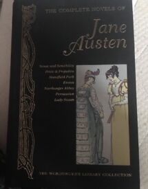 Complete collections of Jane Austen £7 ONO