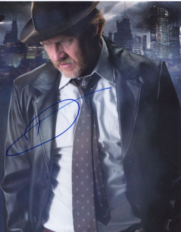Donal Logue Signed Autographed 8x10 Photo Gotham