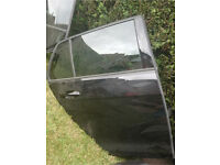 Vw golf mk7 driver side rear door black