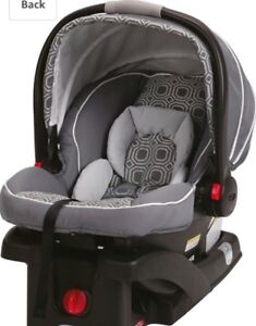 New Graco SnugRide 35 Click Connect Infant Car Seat