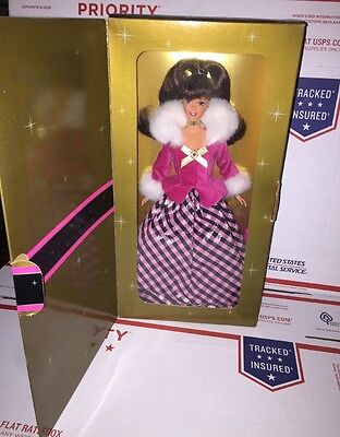 Barbie Winter Rhapsody Special Edition Avon Exclusive NRFB