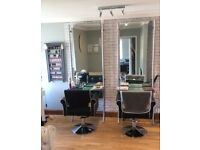 Hairdressing Chair Rental / Beauty Room Rental
