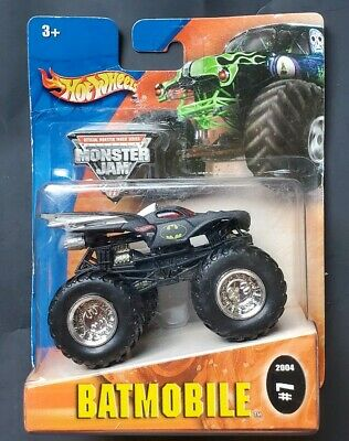 #7 Got Wheels Monster Jam Batmobile 2004 1/64th Scale New Batman Batmobile Truck