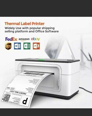 Usb Label Printer Munbyn Thermal Shipping Label Address Printer Mint Condition
