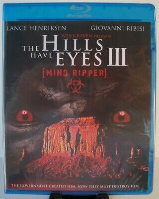 Music Halloween 3 (The Hills Have Eyes III 3 aka Mind Ripper Blu-ray (Code Red - OOP) ~ Wes)