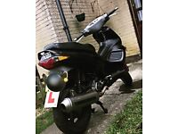 180CC GILERA RUNNER REG AS A 125