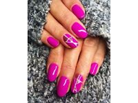 Shellac, gel manicure, gel extension! South Queensferry