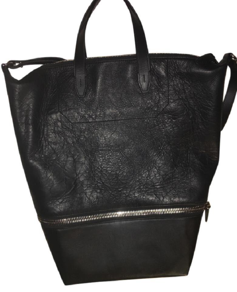 Alexander Wang Explorer Black Tote Bag Unisex
