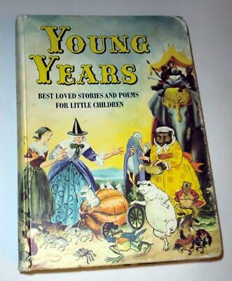 Young Years: Best Loved Stories and Poems for Little Children (1971, (Best Poems For Kids)