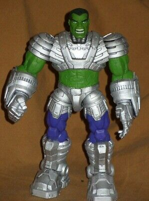 Custom Marvel Legends BAF INDESTRUCTIBLE HULK Avengers Thor Iron-man
