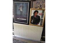 X2 Michael Jackson posters (3D)