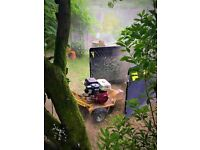 Tree Stump Grinding,Removal Service. Tree Surgery Specialists. Narrow Access Stump Grinder Available