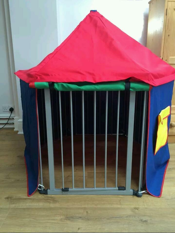 Babydan play pen and tent & Babydan play pen and tent | in Plymouth Devon | Gumtree