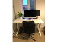 Electric Standing Desk - 160x80cm