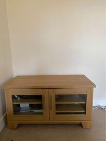 Oak Effect Cabinet - Harvey's
