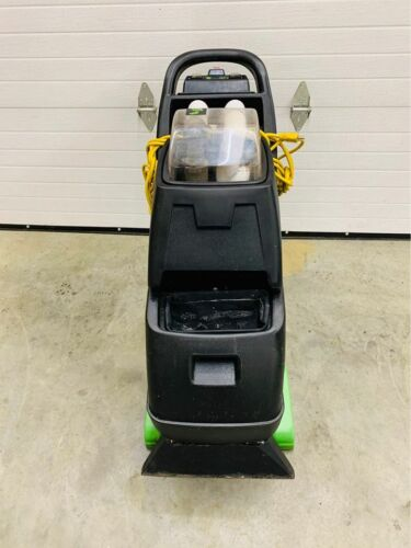 NSS STALLION 818SC COMMERCIAL CARPET EXTRACTOR Tested & Working!