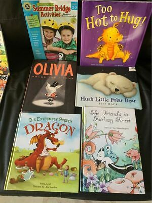 Board Books for Children's Kids Toddler Babies Preschool Daycare Random - Pick