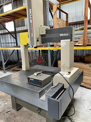Mitutoyo B-706 Cmm Cordinate Measuring Machine X28 Y24 Z18