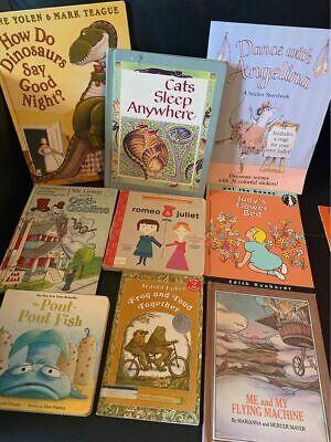 Board Books for Children's Kids Toddler Babies Preschool Daycare Random & Pick
