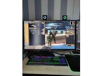 """LG 32"""" 4k uhd monitor for sale"""